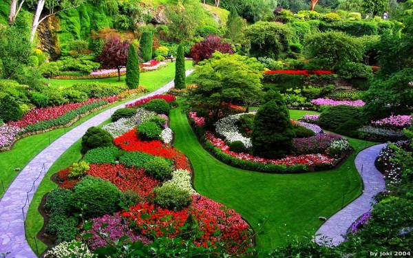 Que significa soñar con un jardín