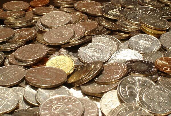 que significa soñar con monedas