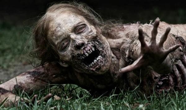 que significa soñar con zombies