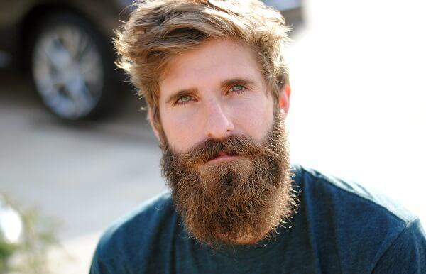 que significa soñar con barba
