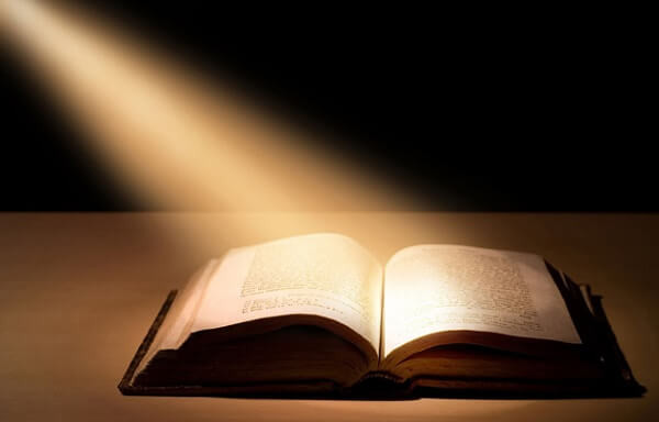 que significa soñar con la biblia