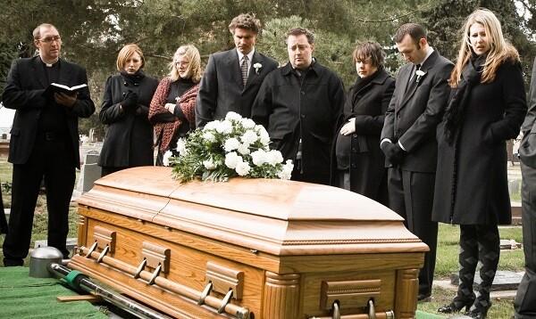 que significa soñar con un funeral